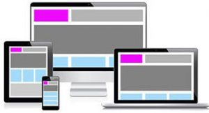 responsive design 350px wide